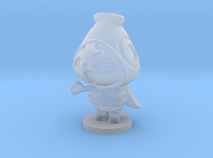 milkfish kid 3d printed