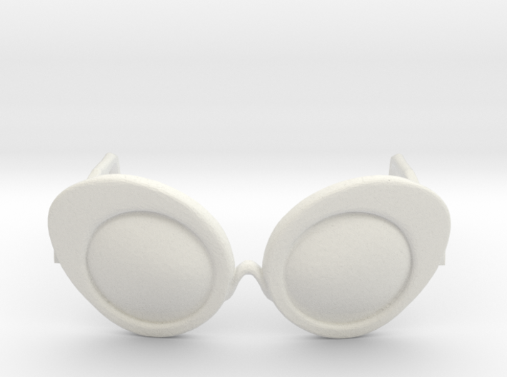 Fly Glasses 3d printed