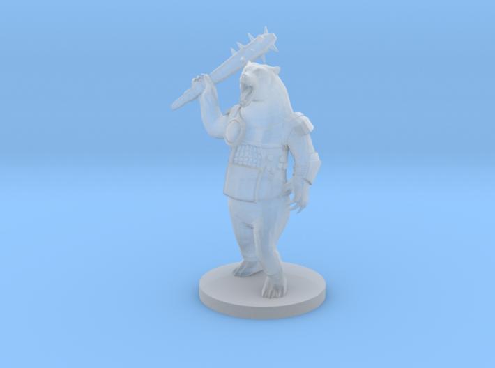 Werebear 3 3d printed