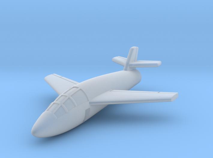 (1:144) Messerschmitt Me P.1079/4 3d printed