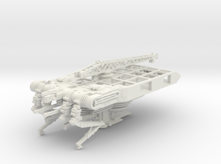 Last Exile. Sky Pirate Floating Dock 3d printed