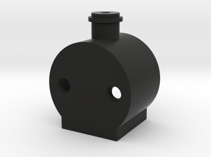 TWR Small Smokebox 3d printed