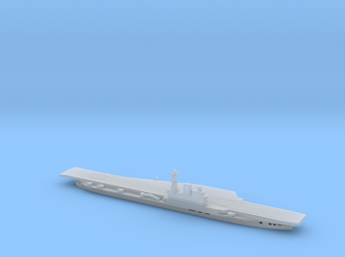 1/1250 ScaleHMS Victorious R38 1960 3d printed