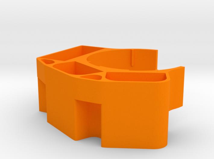 Preston Battery Holder for Left RoboCup Cupholder 3d printed