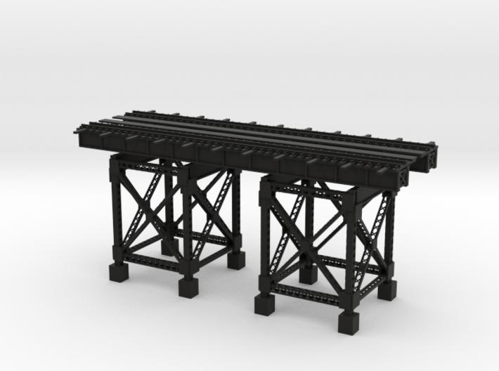 PRR HIGHLINE HO Scale 3d printed