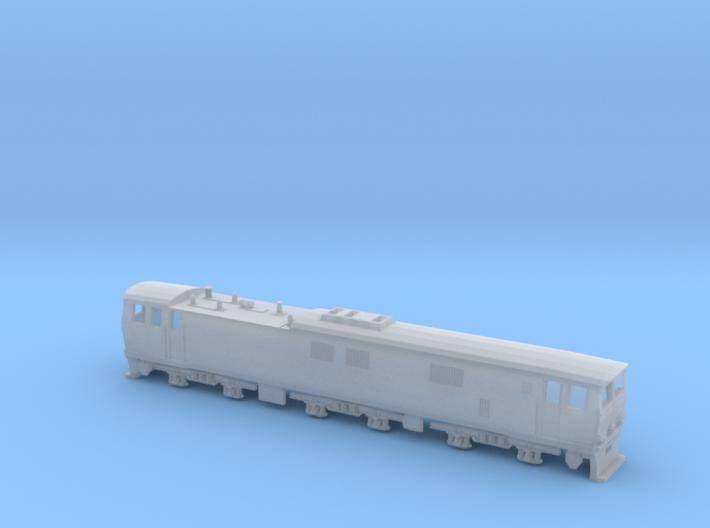 EF NZ120 3d printed