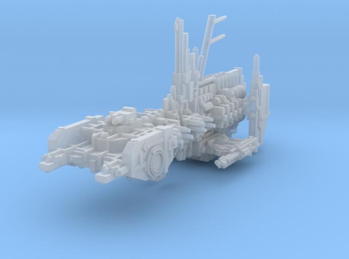 Perneb Strike Cruiser 3d printed