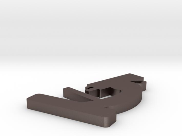 Microscope Pendant 3d printed
