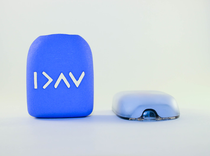 Greater than Highs & Lows - Omnipod Pod Cover 3d printed