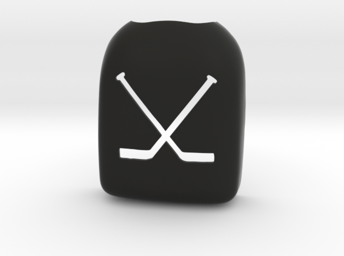 Hockey Sticks - Omnipod Pod Cover 3d printed