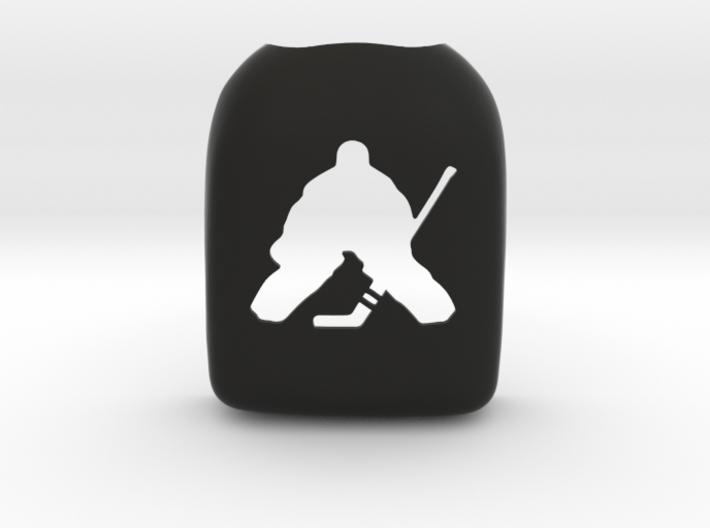 Hockey Goalie - Omnipod Pod Cover 3d printed