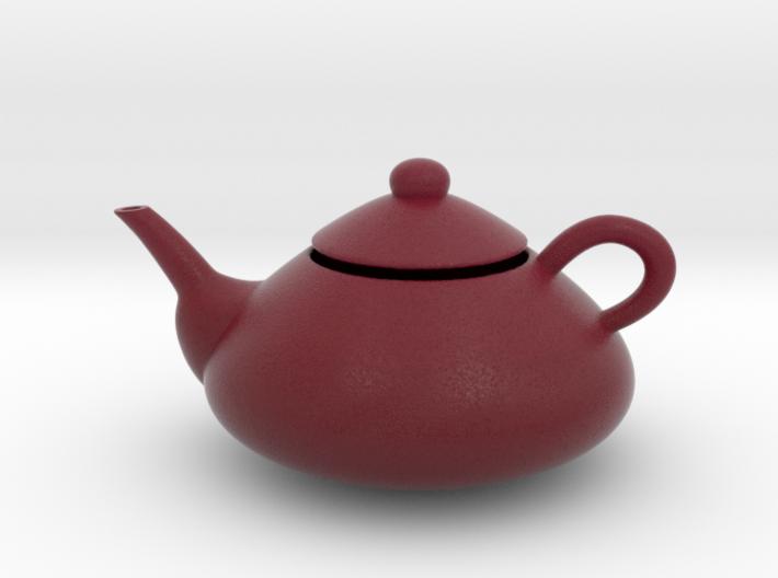 Decorative Teapot 3d printed