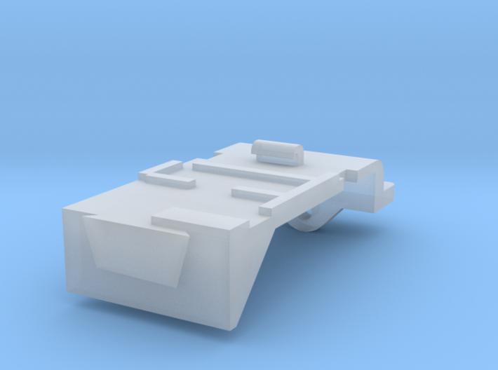 Adapter O530 für Tomytech BM01,1:160 3d printed