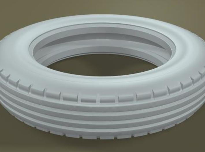 1/8 Firestone (version A) Front Midget Tire 3d printed