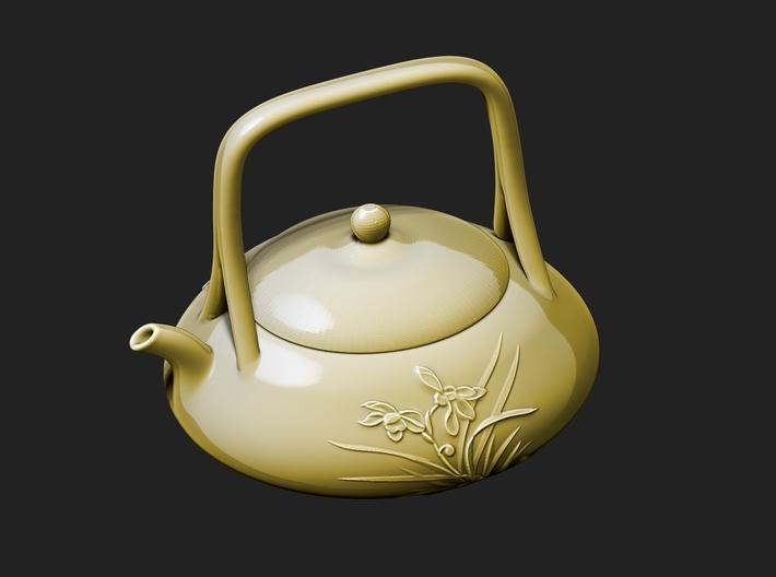 Teabot-2 3d printed