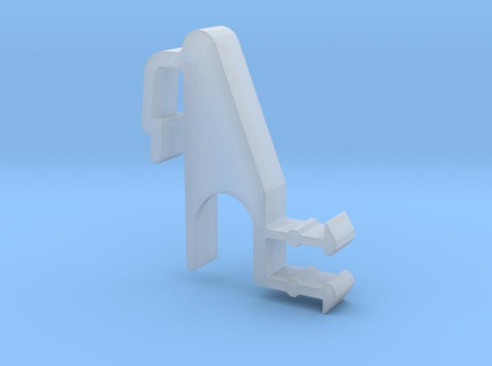 Blind Valance Clip 09R 3d printed