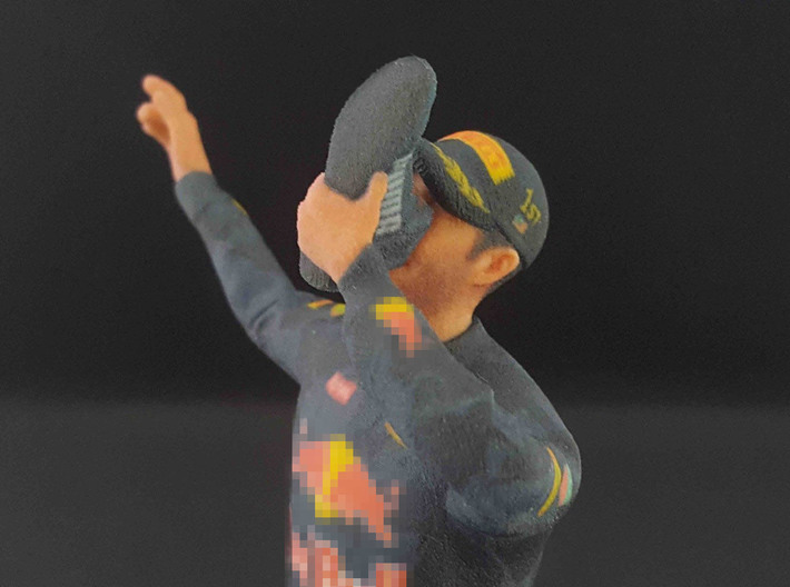 Daniel Shoey 1/8 Figure 2016 3d printed