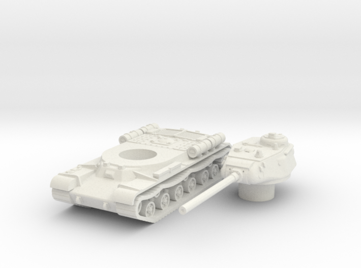 IS 1 scale 1/87 3d printed