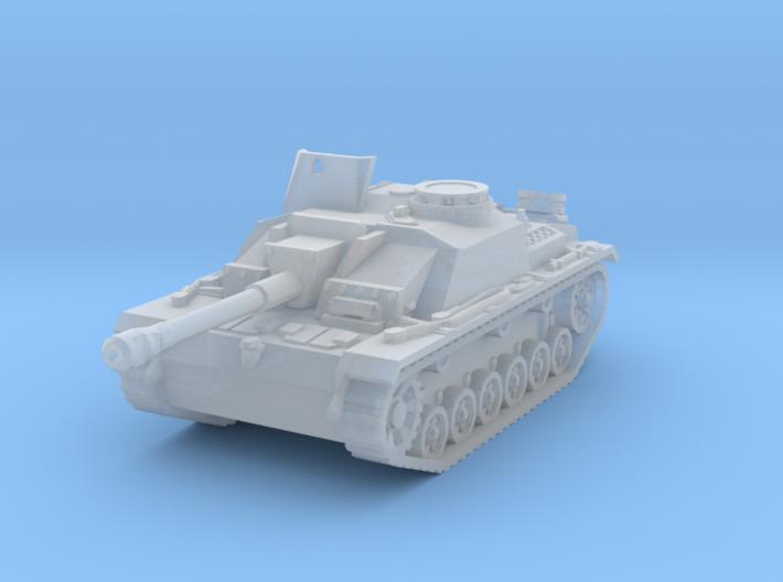 StuG III G early scale 1/87 3d printed