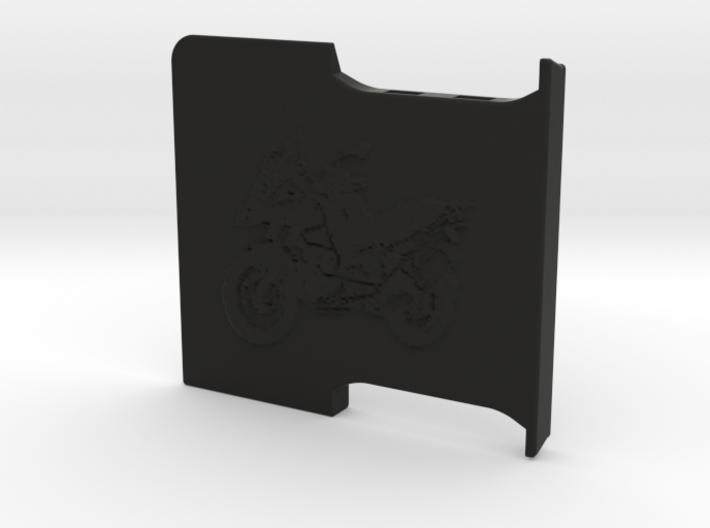 Lockable Garmin 595 Base Plate - Cover II 3d printed