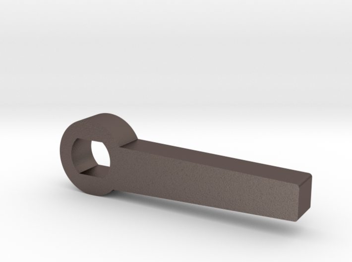 lct g3a3 safety lever part 3d printed