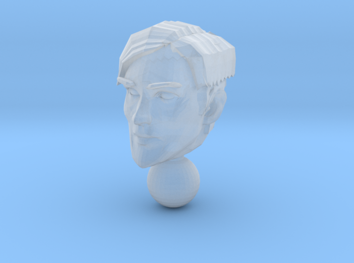 micro head 2 3d printed Recommended