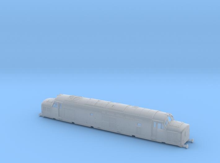 Class 37 b - Z - 1:220 3d printed