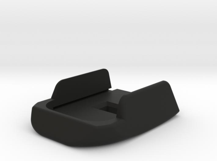 SIG P320 X Frame Base Pad - Square Hole 3d printed