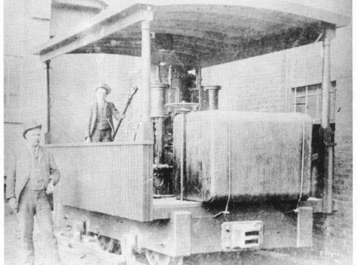 HO 1:87.5 1882 Dunkirk locomotive Steam Cyclinders 3d printed