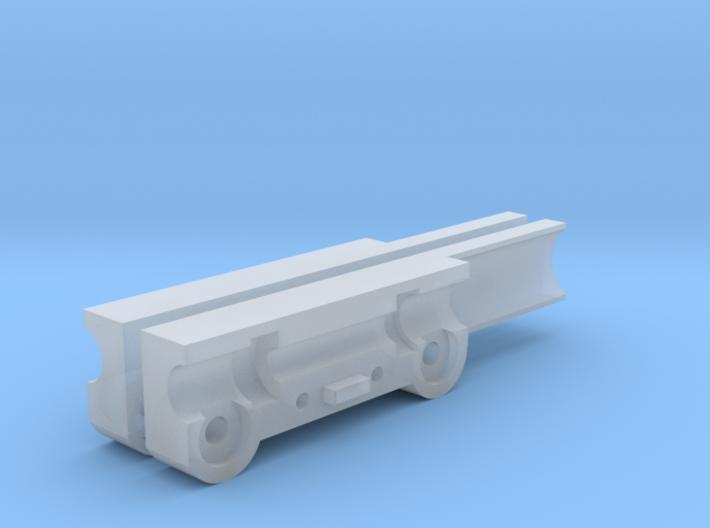 Doppelachsgetriebe 17,5mm 3d printed