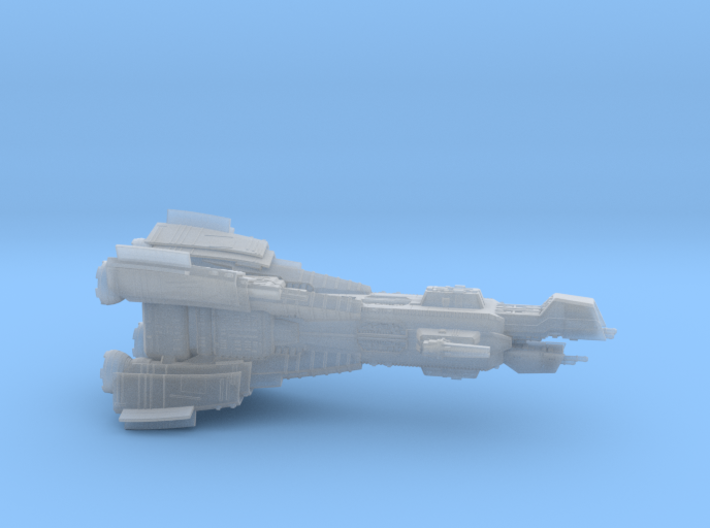Expanse MCRN Donnager 3d printed