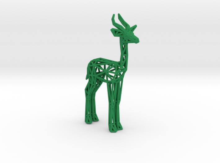 Gerenuk 3d printed