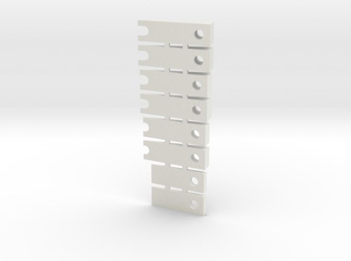 KICK-UPS 3d printed