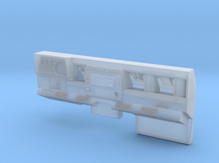 1-18 D90 Dash Left side drive 3d printed