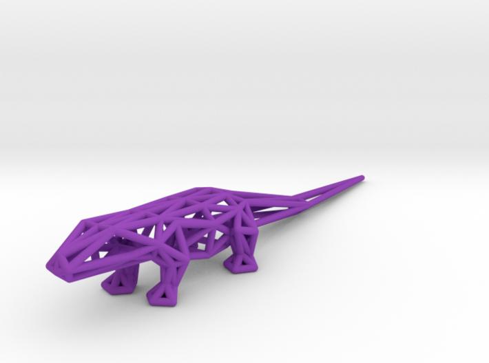 Lizard 3d printed