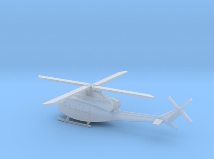 1/285 Scale UH-1Y Model 3d printed