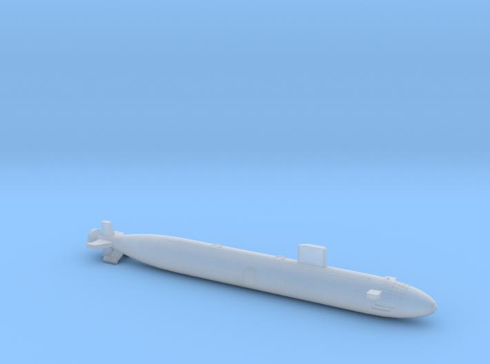 SSN-760 ANNAPOLIS 1:2400 FULL HULL 3d printed