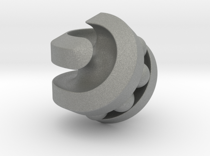 Hexasphericon Bearing 3d printed