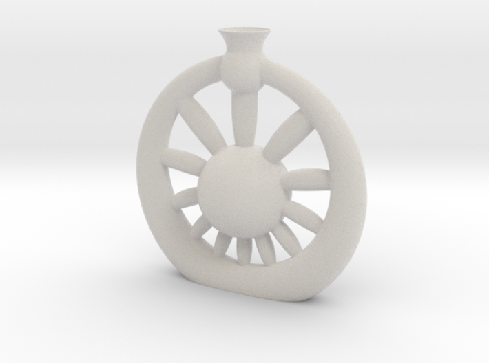 Vase 5454 3d printed