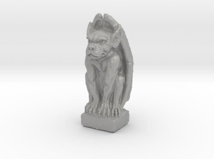Gargoyle: Dollhouse scale, 50mm tall 3d printed