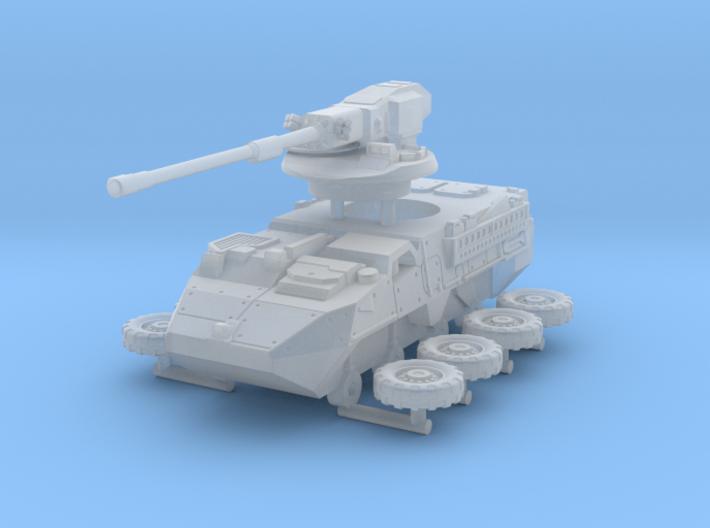 Stryker MGS esc: 1:144 3d printed