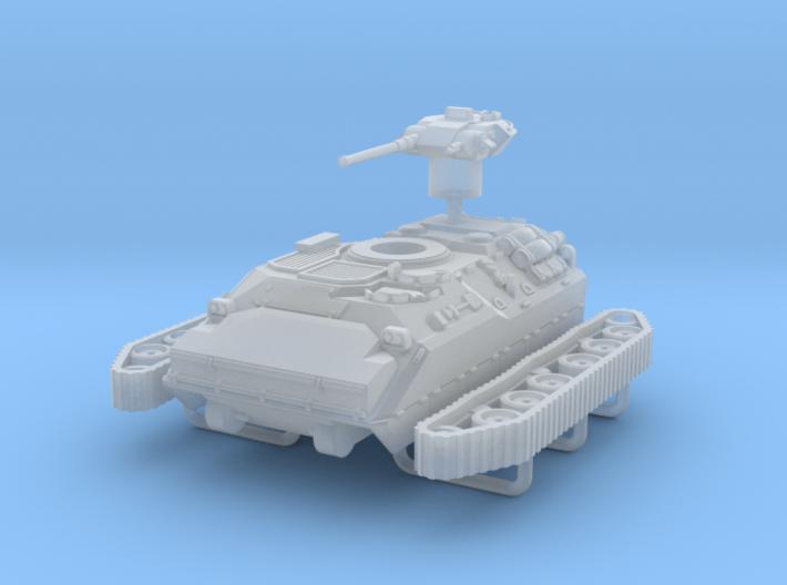 XM723 MICV esc: 1:200 3d printed