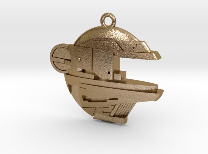 BalticSeaAnomaly Keychain 3d printed