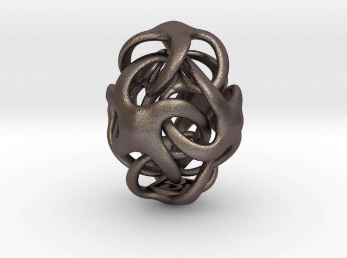 Octa Egg - 25mm 3d printed