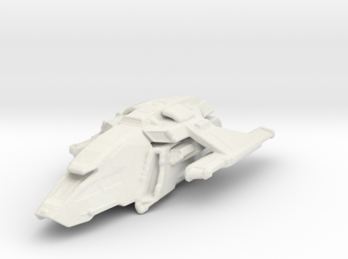 Yellowstone Runabout 3d printed