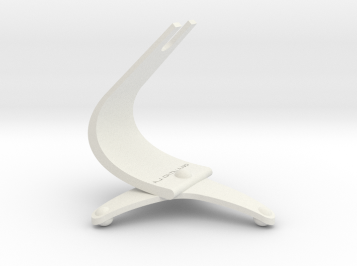 Classic Trek - Uhura - EAR PIECE STAND 1 3d printed