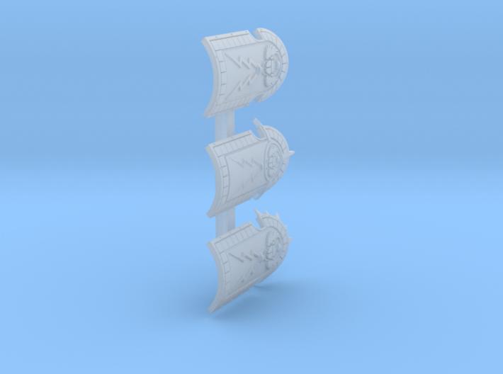 SHEILDS_FULL_v002 3d printed
