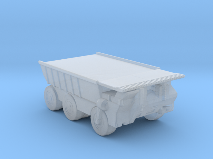 Hell Truck v1 285 scale 3d printed