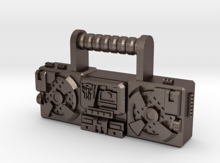"""Titans Return Blaster, 4"""" and 6"""" figure scales. 3d printed"""