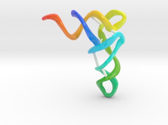 tRNA 3d printed